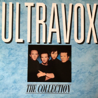 Ultravox - The Collection (LP) (EX/EX-)